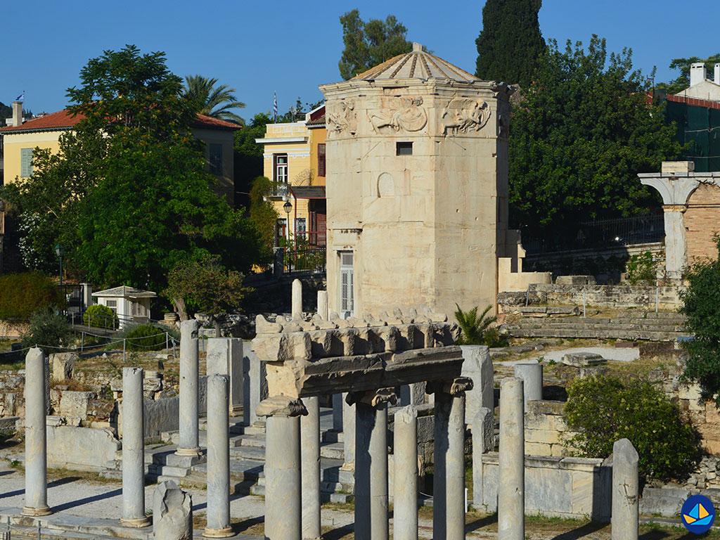 Horologion of Andronikos Kyrristos