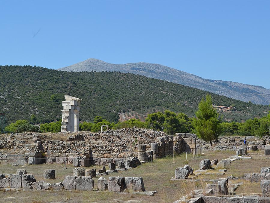 Sanctuary of Asklepios at Epidaurus