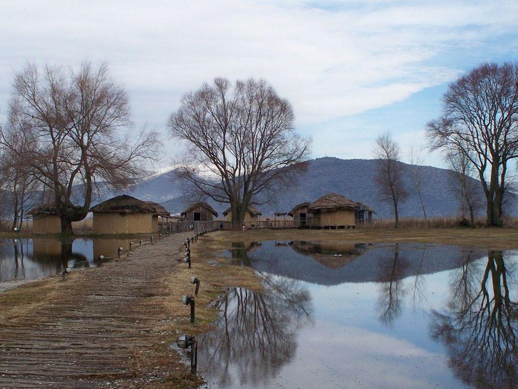 Dispilio Lakeside Neolithic Settlement