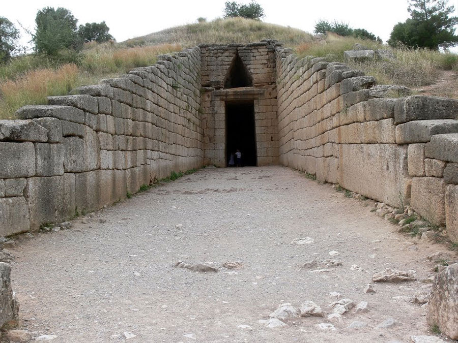 Mycenae and Tiryns