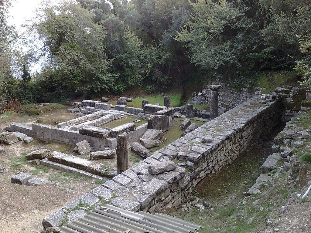 Temple of Kardaki