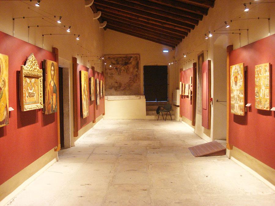 Byzantine Museum of Antivouniotissas