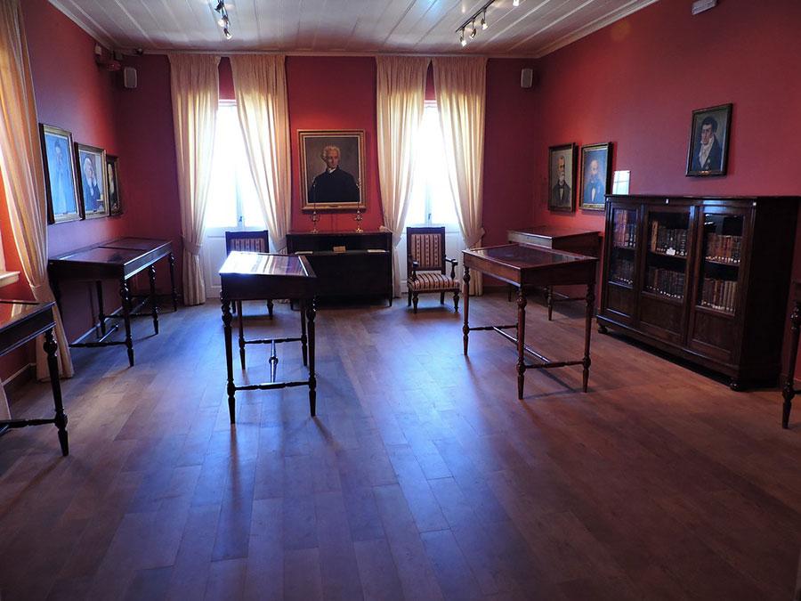Solomos Museum of Corfu