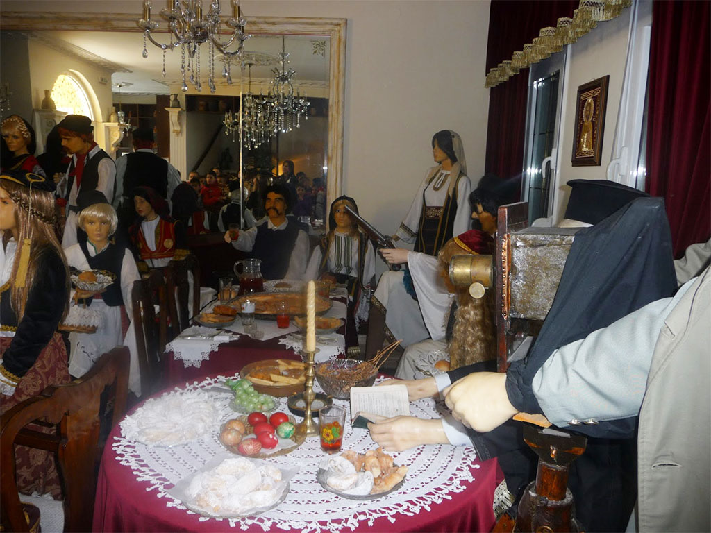 Wax Museum of Folklore and Prehistory