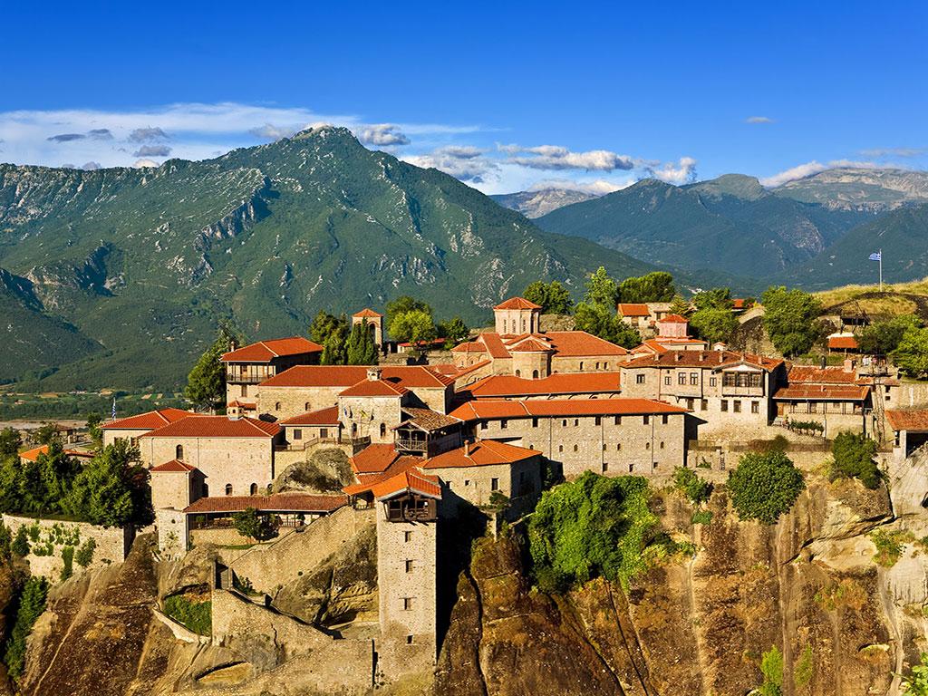 Monastery of Great-Meteoron