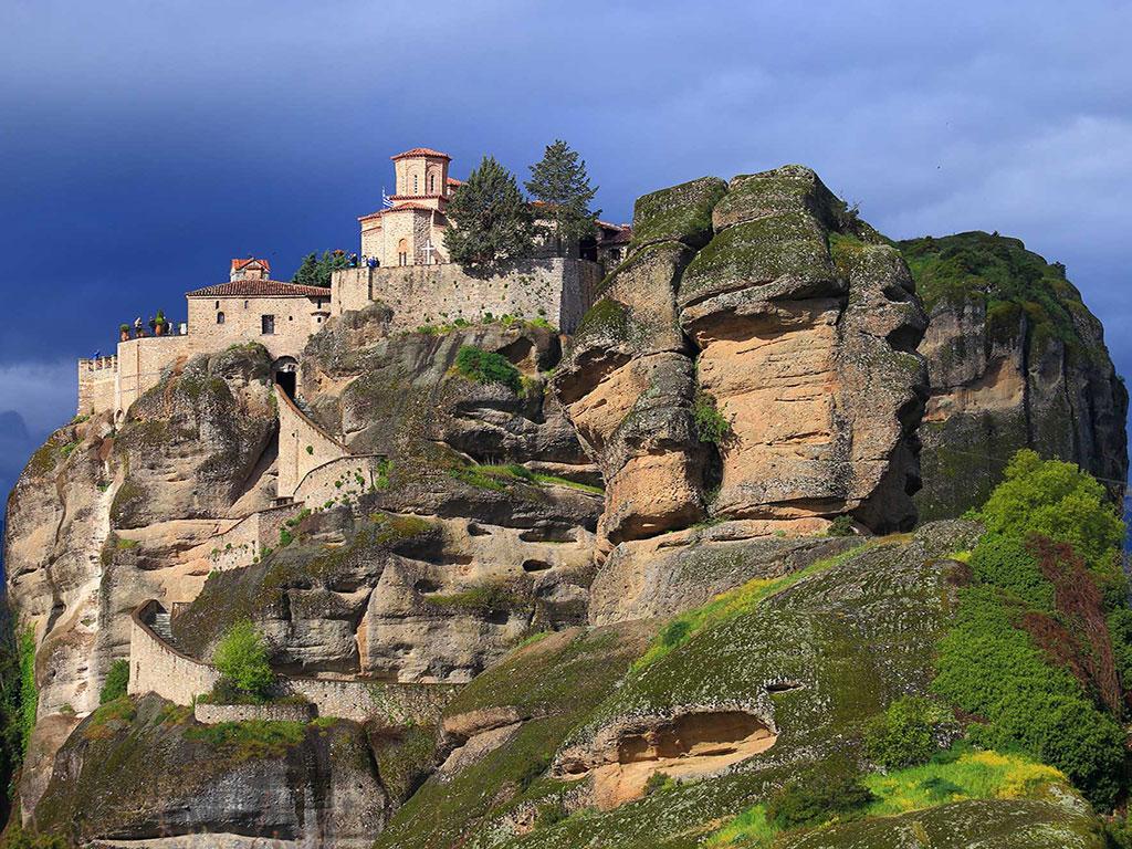 Monastery of Varlaam