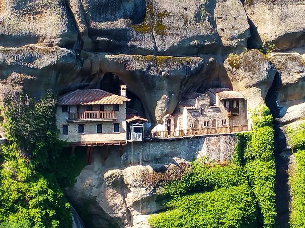 Monastery of Ypapandi