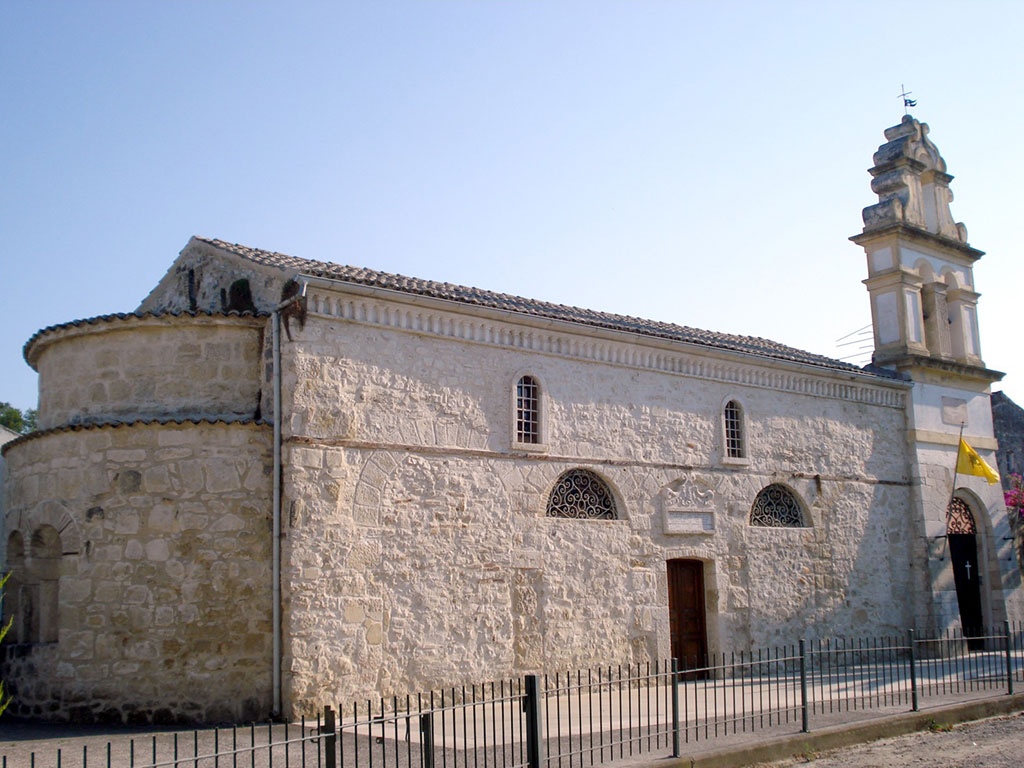 Monastery of Agioi Theodoroi Stratias