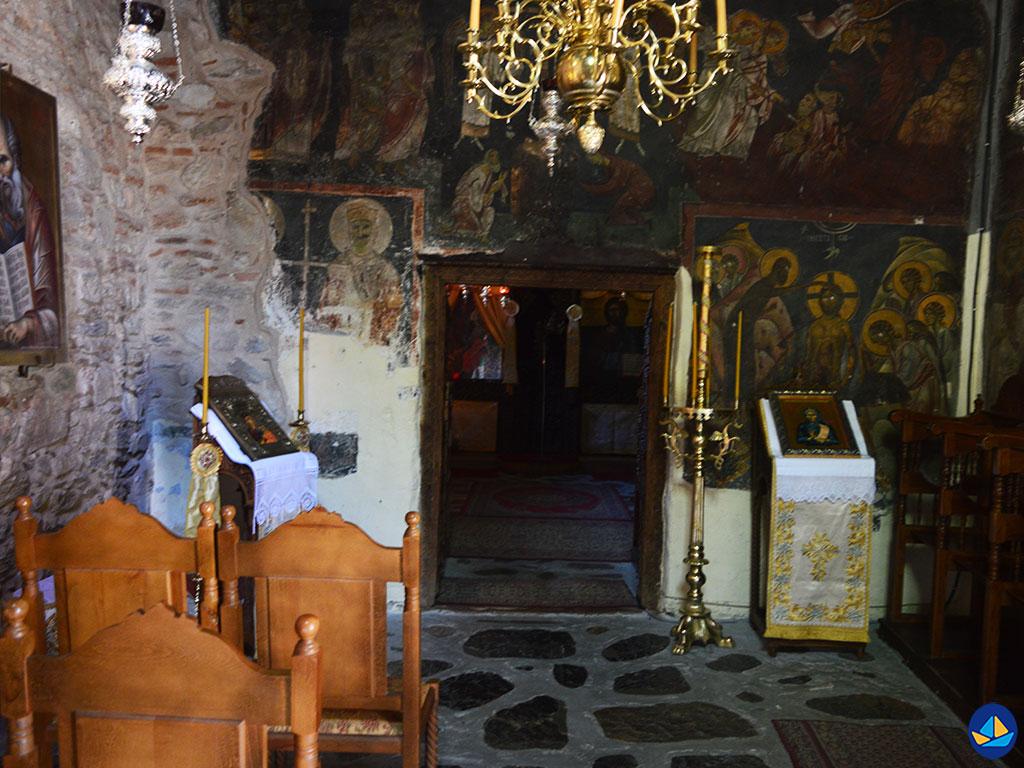 Monastery of Panagia Mavriotissa