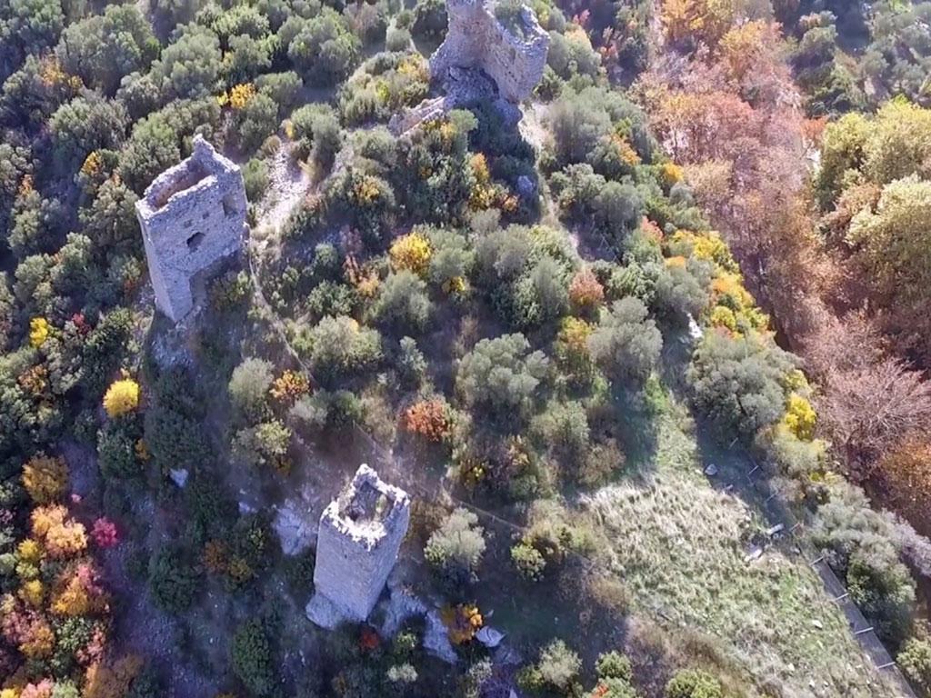 Potamos or Avantas Castle