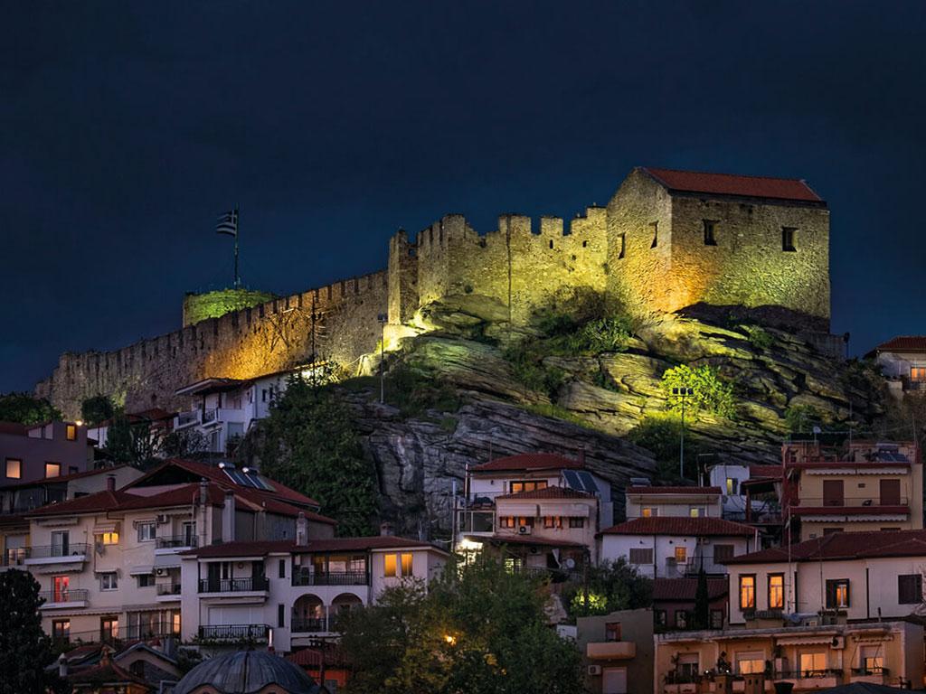 Kavala Fortress