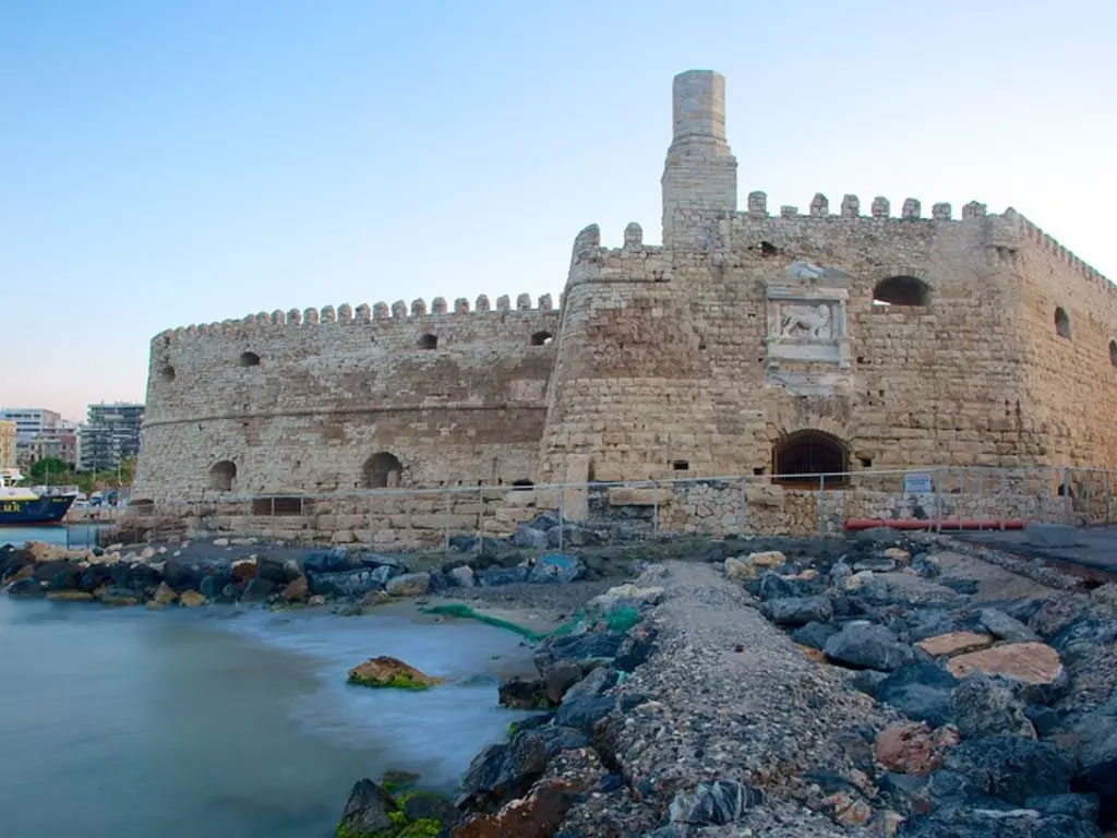 Koules Castle or Rocca al Mare