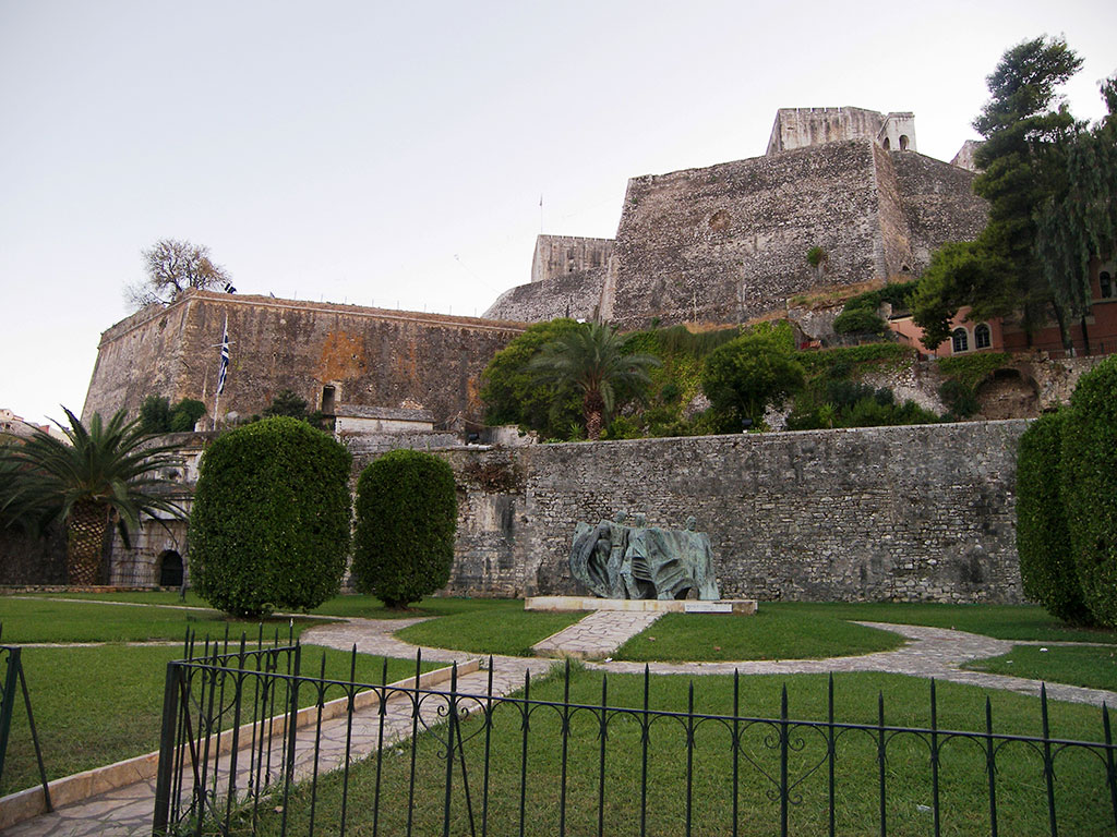 The New Fortress