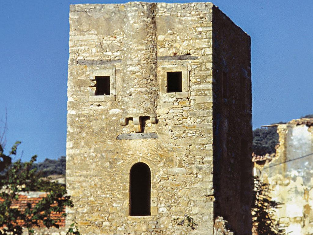 Tower of Giannoudi