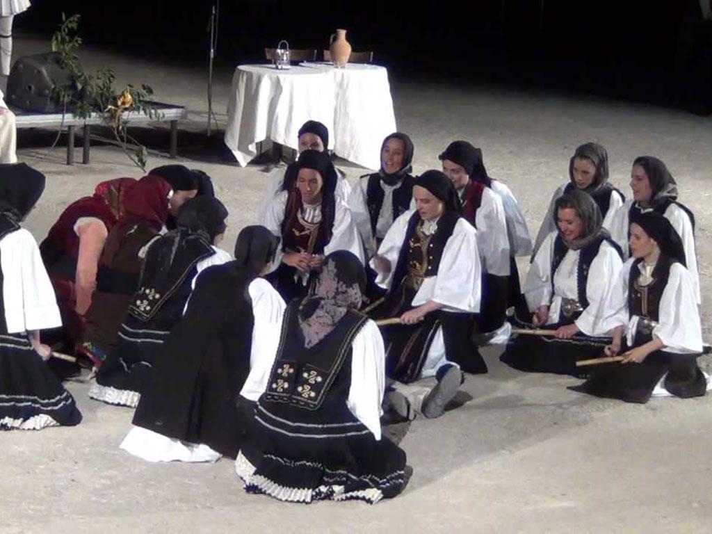 The Custom of Zafeiris