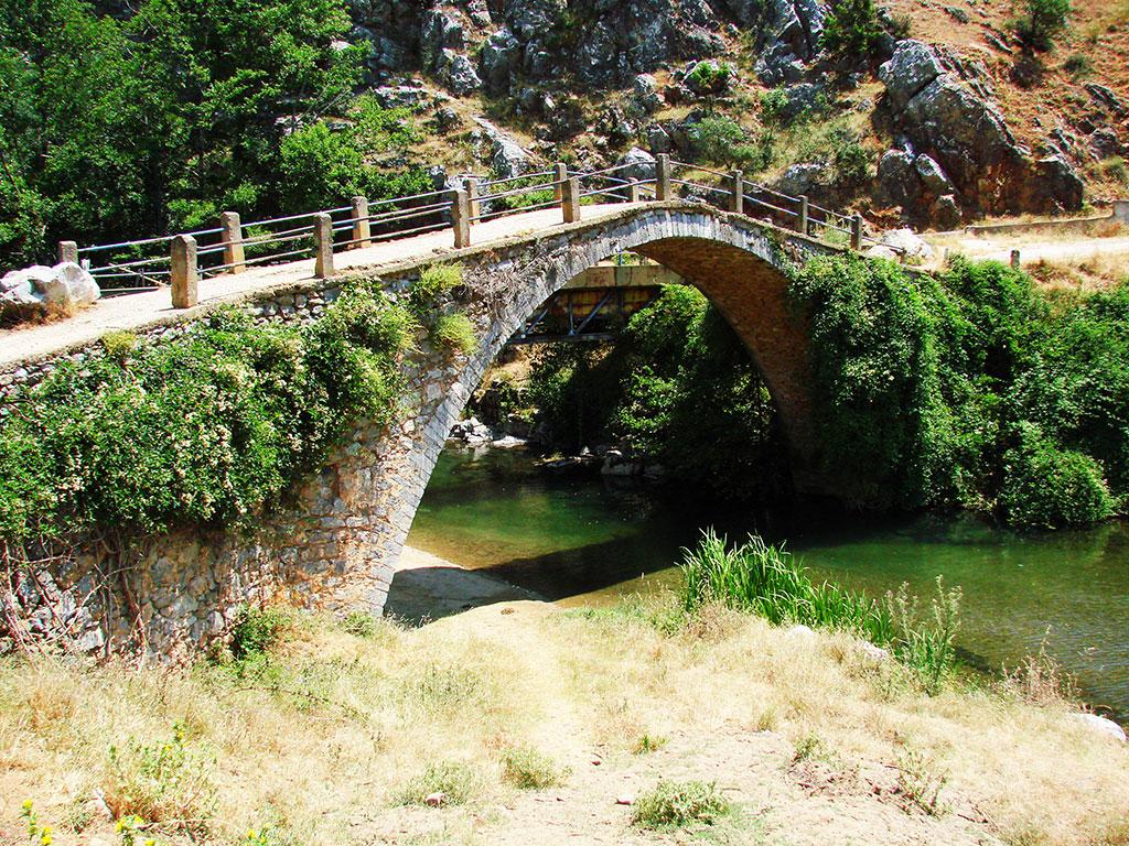 Bridge of Koromilia