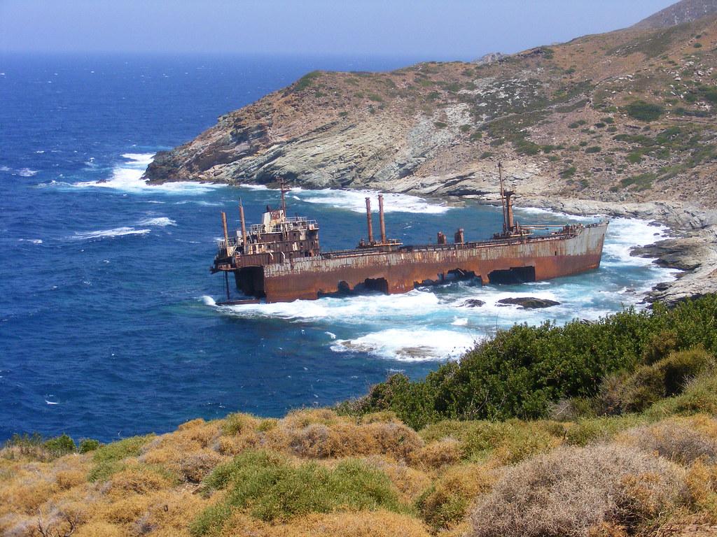 Wreck «Semiramis»